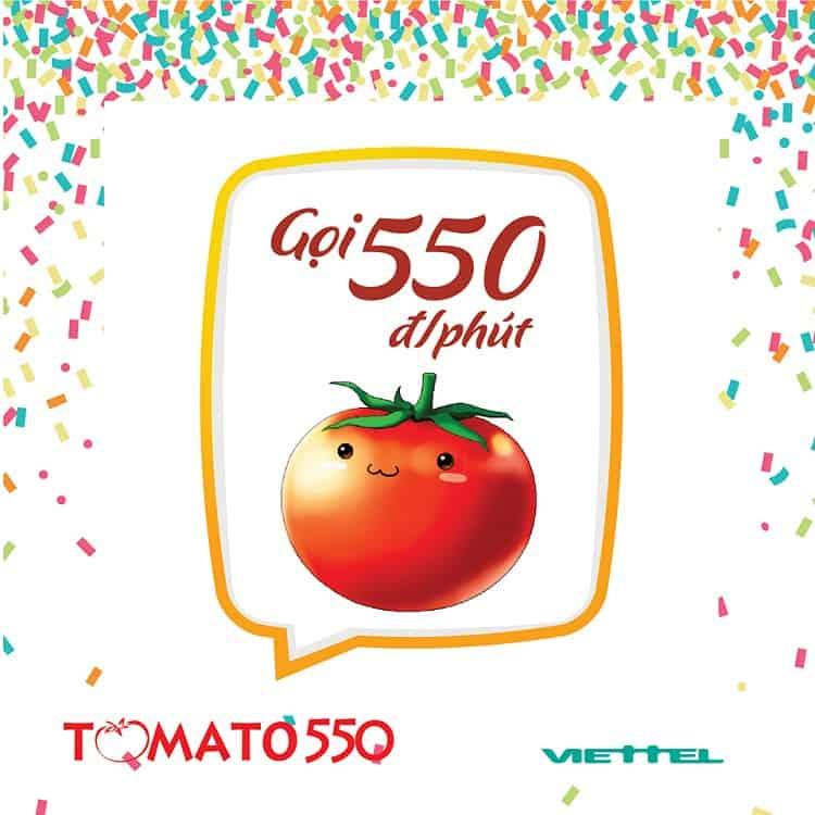 Tomato550 Viettel
