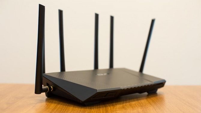 modem va router khac nhau nhu the nao